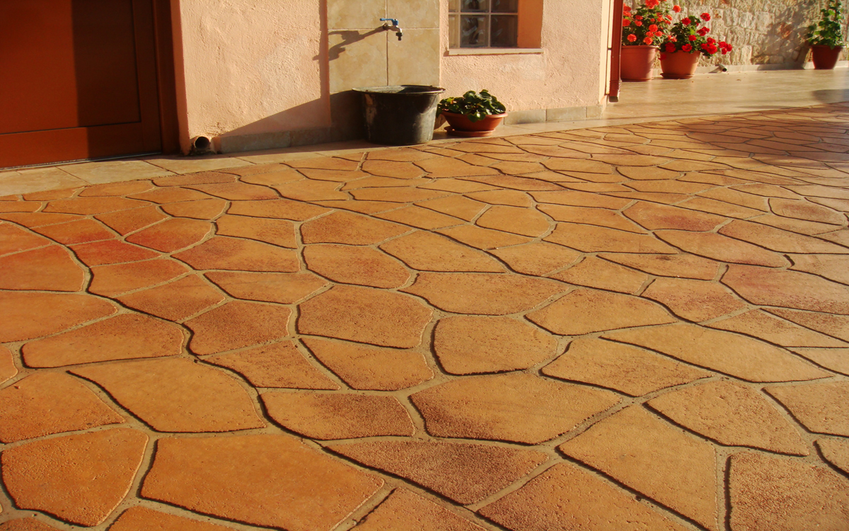 StyleBeton® Manufacturer | Decorative concrete, Stamped Concrete