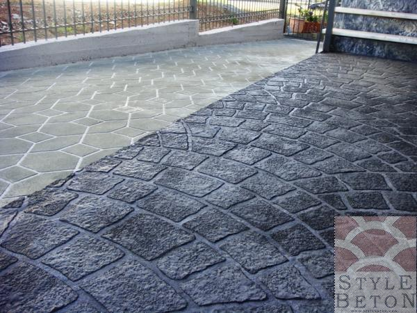 Stamped Concrete Templates