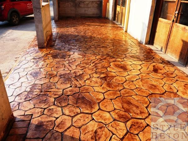 Stamped Concrete Panels : Photos stamped concrete systems decorative
